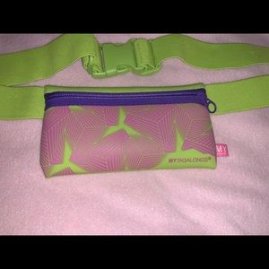 Lime Green Pouch